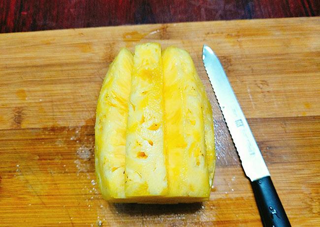Cách làm mứt dứa chua ngọt dẻo mềm không nát - 3