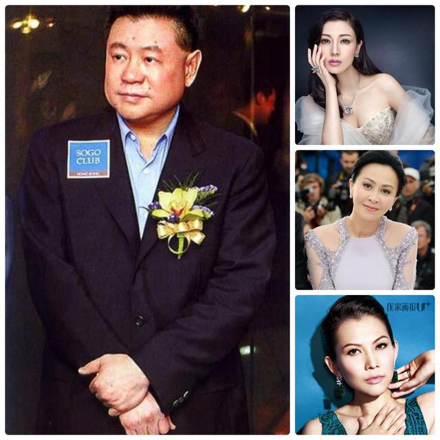 """Tỷ phú U70 """"sát gái"""" khét tiếng Hong Kong lên chức bố lần thứ 7 - 2"""