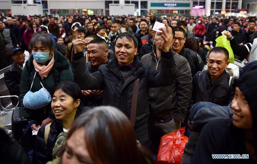 """3 tỷ lượt người TQ bắt đầu """"cuộc di dân"""" lịch sử về ăn Tết - 7"""
