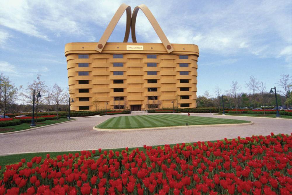 Mắt tròn mắt dẹt trước những tòa nhà có kiến trúc dị nhất thế giới - 2
