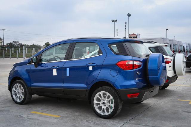 Ford EcoSport 2018 ra mắt Việt Nam - 2