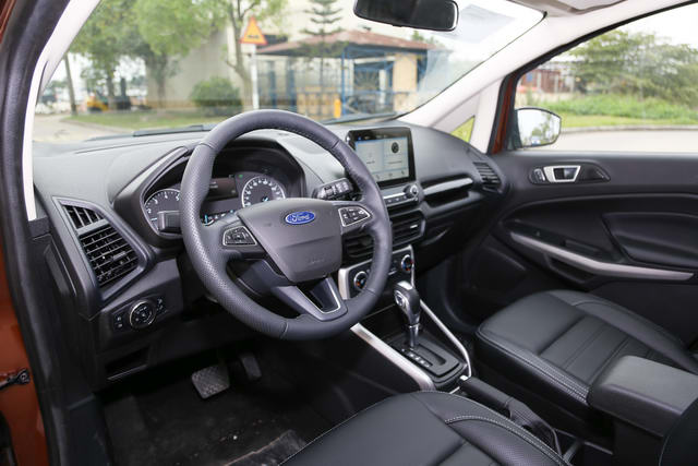 Ford EcoSport 2018 ra mắt Việt Nam - 3