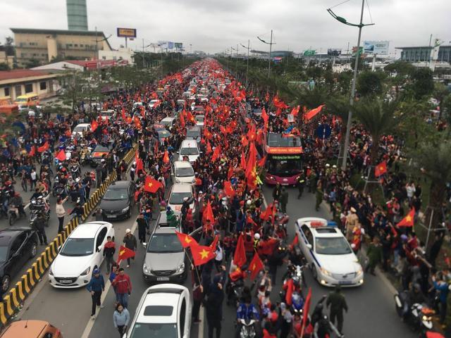 Bộ trưởng Mai Tiến Dũng: Ai đã nói thưởng U23 Việt Nam phải làm ngay - 2