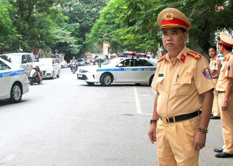CSGT kể về buổi dẫn đoàn U23 Việt Nam giữa vòng vây người hâm mộ - 2
