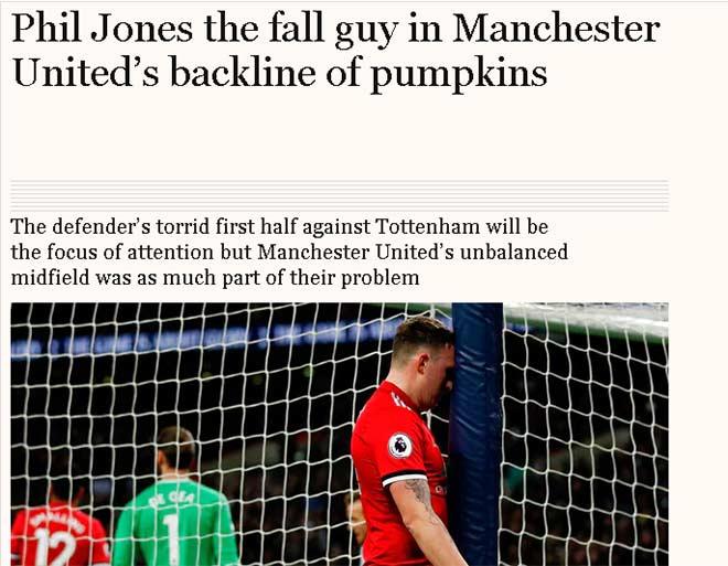 """MU thua, báo chí cười nhạo Mourinho, nghi Sanchez là """"gian tế"""" - 1"""