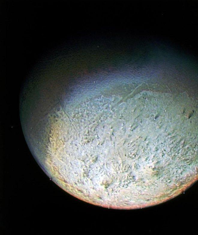 Khám phá mới về Triton: Mặt trăng kỳ lạ nhất của sao Hải Vương - 2
