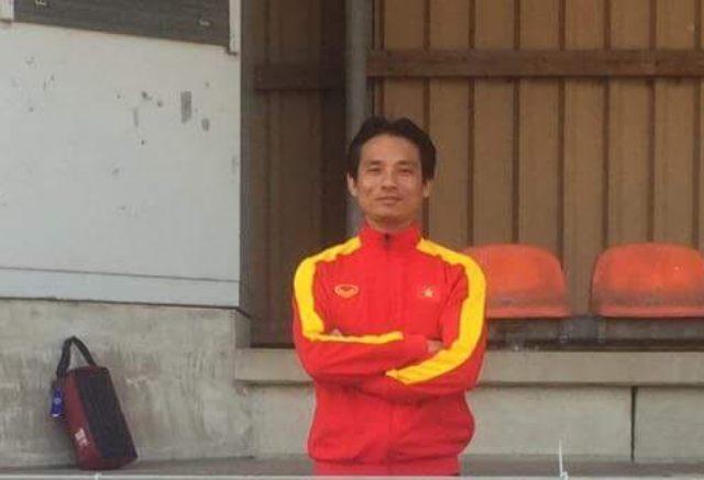 Bác sĩ đội tuyển U23 lần đầu tiết lộ hình ảnh chăm sóc các 'cầu thủ vàng' - 8