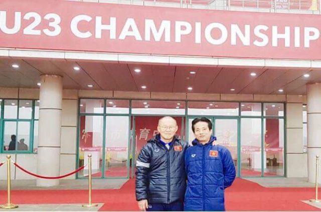 Bác sĩ đội tuyển U23 lần đầu tiết lộ hình ảnh chăm sóc các 'cầu thủ vàng' - 9
