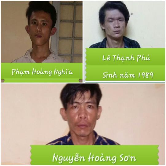 Băng trộm chuyên rinh két sắt ở Tiền Giang sa lưới - 1