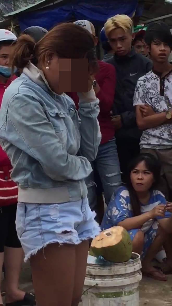 Bêu riếu người mua, bán dâm: Công an thị trấn Dương Đông phải xin lỗi - 2