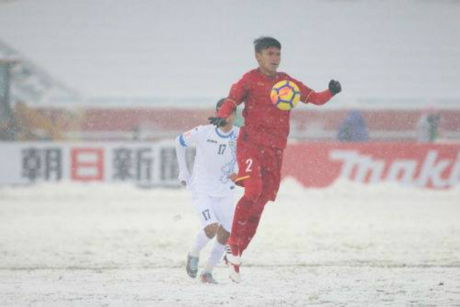 Duyên nợ Việt Nam - Uzbekistan: Tuyển futsal chờ rửa hận cho U23 VN - 1