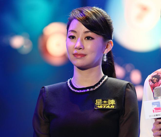 Nữ thần bi-a Trung Quốc: Người đẹp, đi cơ cũng đẹp - 4
