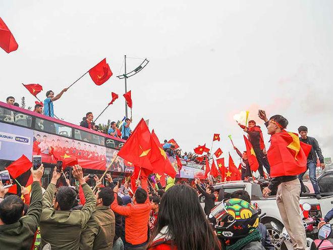 V-League 'lên giá' từ hiệu ứng U-23 Việt Nam - 1