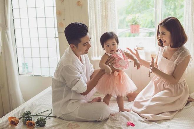 """Vân Trang bật mí """"tuyệt chiêu"""" chăm con dành cho cha mẹ bận rộn - 1"""