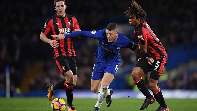 Chelsea - Bournemouth: 3 đòn choáng váng, lỡ cơ hội vàng - 1