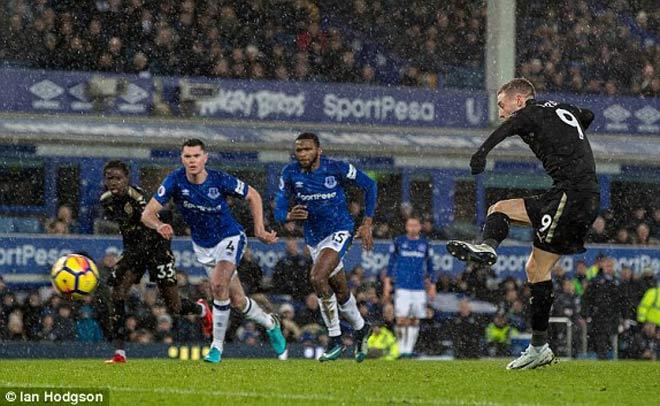 Everton - Leicester City: Cựu sao Arsenal rực sáng - 1