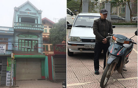 Vụ cướp ngân hàng ở Bắc Giang: Vết trượt của một ca sĩ nghiệp dư - 3
