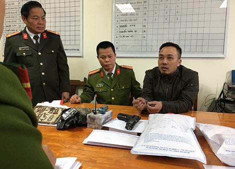 Vụ cướp ngân hàng ở Bắc Giang: Vết trượt của một ca sĩ nghiệp dư - 1