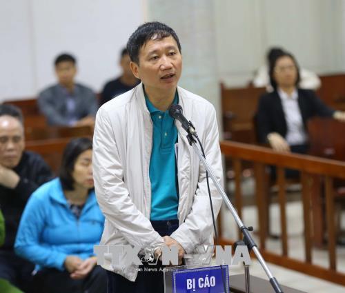 Vụ ông Đinh La Thăng: Trịnh Xuân Thanh nhờ LS tư vấn để kháng cáo - 1