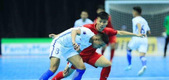 ĐT futsal Việt Nam - Malaysia: Tái hiện trận cầu như U23 Việt Nam (Giải châu Á) - 1