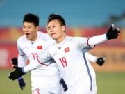 """Bóng đá - U23 Việt Nam: 2 siêu phẩm Quang Hải thống trị """"Bàn thắng đẹp nhất châu Á"""""""