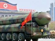 Nga có hết dữ liệu về các tên lửa của Triều Tiên?