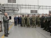 1.700 cơ sở quân sự Mỹ lâm nguy