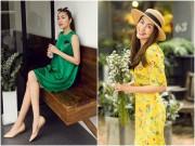 Thời trang - Bí quyết ra phố khiến ai cũng ngoái nhìn của Hà Tăng