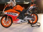 Thế giới xe - Chi tiết Honda CBR250RR Repsol Edition mới về Việt Nam