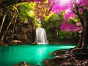 Du lịch - Ngất lịm với những thác nước trong rừng đẹp nhất thế giới