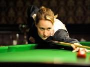 Mỹ nhân bi-a xuất chúng: Vua snooker cũng phải kiêng nể