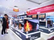 Thị trường TV 4K bùng nổ trước Tết