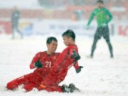 Bóng đá - Tiền thưởng U23 Việt Nam: Tin vui mới cho Xuân Trường và đồng đội