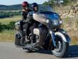 Siêu mô tô đường trường Indian Roadmaster dính lỗi phanh