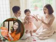 """Vân Trang bật mí """"tuyệt chiêu"""" chăm con dành cho cha mẹ bận rộn"""