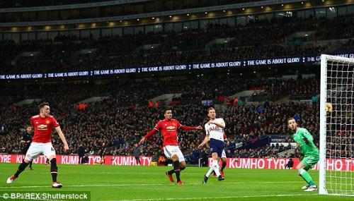 Chi tiết Tottenham - MU: Bất lực tìm bàn gỡ (KT) - 6