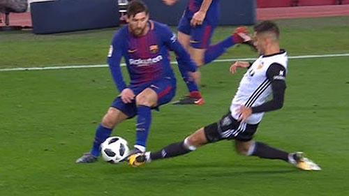 Chi tiết Barcelona - Valencia: Nỗ lực bất thành (KT) - 5
