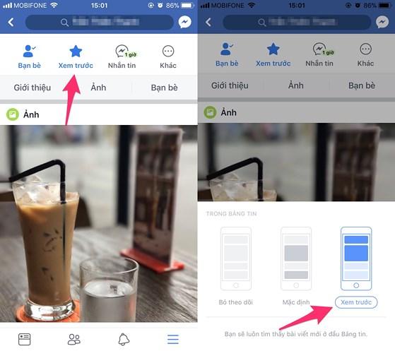 Cách ưu tiên bài viết yêu thích trên Facebook - 1