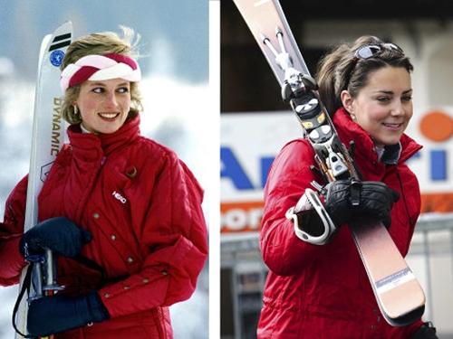 Công nương Kate ngày càng mặc giống mẹ chồng Diana - 12