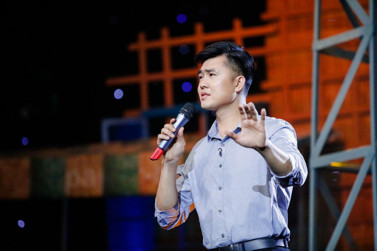 """Phương Dung khen Nam Cường hát """"Về đâu mái tóc người thương"""" hay nhất Việt Nam - 8"""