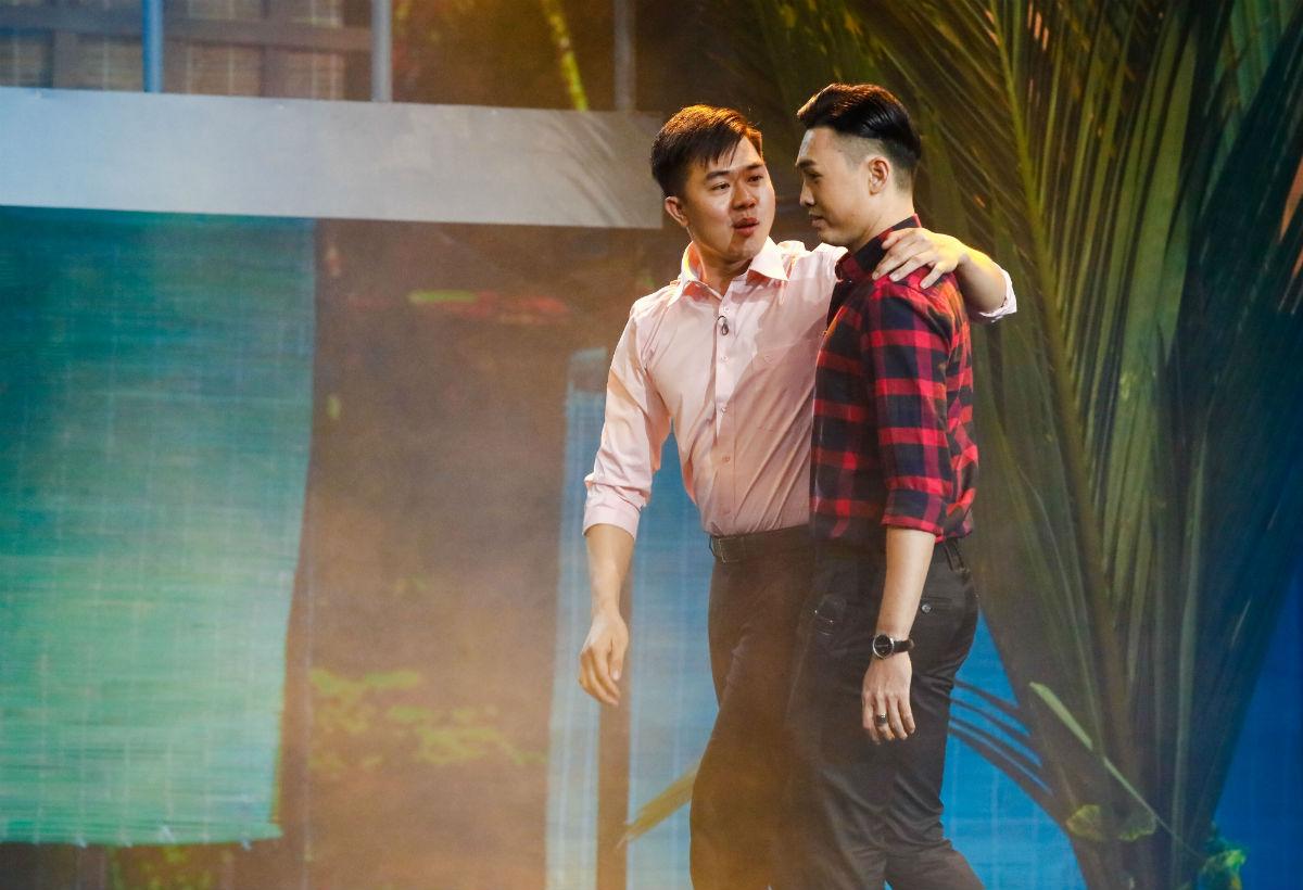 """Phương Dung khen Nam Cường hát """"Về đâu mái tóc người thương"""" hay nhất Việt Nam - 10"""