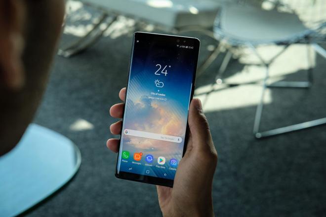 Galaxy Note 9 có đủ sức cạnh tranh với iPhone khi không dùng chip mạnh nhất? - 2