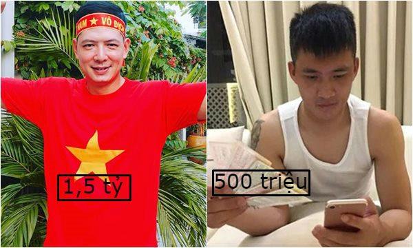 Lời hứa tặng U23 Việt Nam tiền tỷ của dàn sao giờ thế nào? - 3