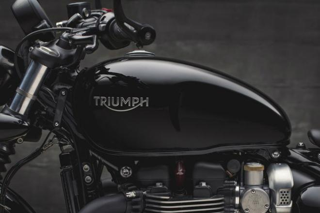Ngắm 2018 Triumph Bobber Black giá hơn nửa tỷ mới về Việt Nam - 6