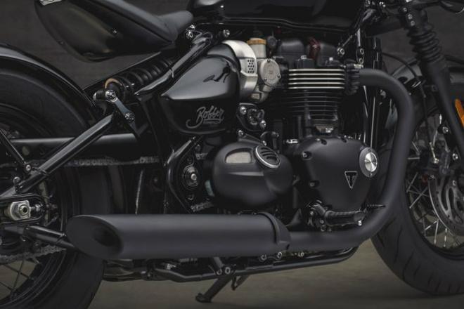Ngắm 2018 Triumph Bobber Black giá hơn nửa tỷ mới về Việt Nam - 14