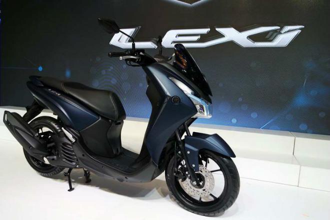 Thích xe ga, chọn Honda Vario 125 hay Yamaha Lexi 125? - 2