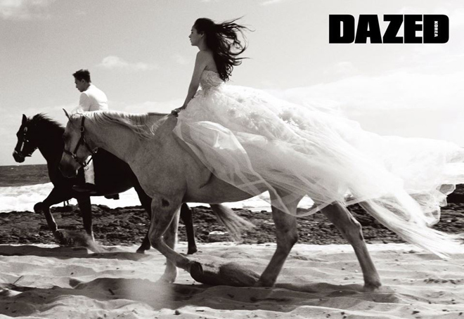 Thành viên Big Bang tung ảnh cưới như cổ tích với nữ hoàng nội y - 2