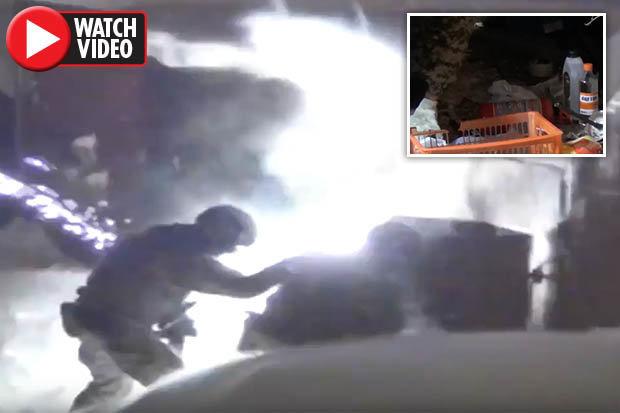Đặc nhiệm Nga bắn chết khủng bố IS âm mưu đánh bom World Cup - 1