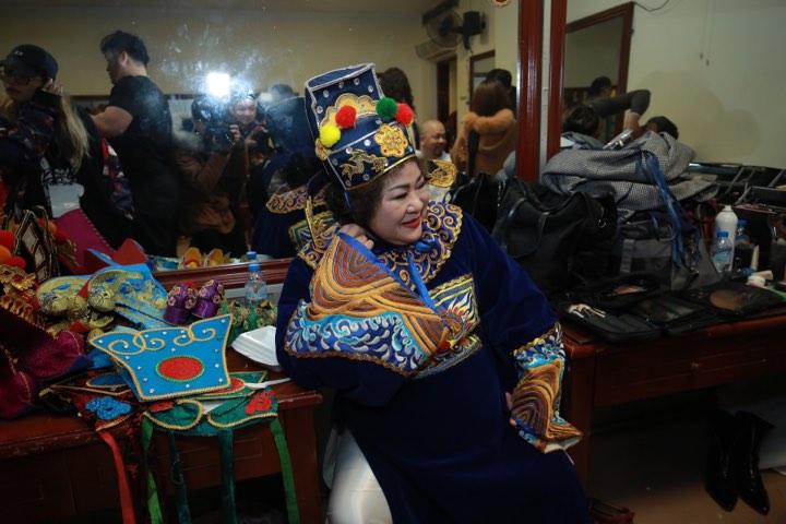 TÁO QUÂN 2018: Thái độ bất ngờ của Thảo Vân khi gặp bạn gái kém 15 tuổi của Công Lý - 14