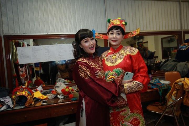 TÁO QUÂN 2018: Thái độ bất ngờ của Thảo Vân khi gặp bạn gái kém 15 tuổi của Công Lý - 16